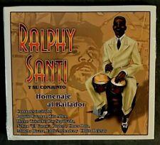 RALPHY SANTI - HOMENAJE AL BAILADOR - TITO ALLEN,PAQUITO GUZMAN, CHOCO ORTA -CD