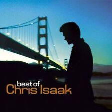 Best of Chris Isaak by Chris Isaak NEW!CD, 18 TRACKS FREE SAME DAY SHIPPING !