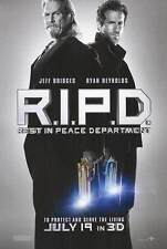 R.I.P.D. Original Double-Sided Advance Rolled Movie Poster 27x40 NEW 2013