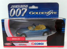 Corgi Appx 1/36 Scale Diecast TY04902 BMW Z3 Goldeneye 007 James Bond