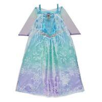 Disney Frozen Musical Elsa Fancy Dress Costume Age 3 - 4 Years - Faulty