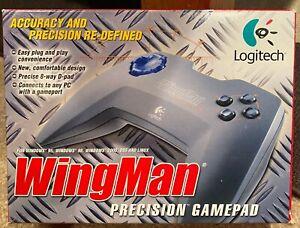 Logitech WingMan Precision Gamepad