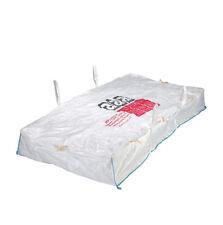 10x BIG BAG Asbest Plattensack 320 x 125 x 30 cm