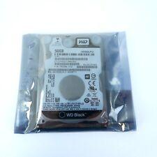 """WD Black WD5000LPLX - 500GB - SATA - 2.5"""" - 7mm - 7200RPM - 6Gb/s - HDD"""