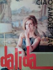 DALIDA - photo de 1965 20x30 Edition Italienne