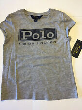 Polo Ralph Lauren Logo Girl Tshirt 6x