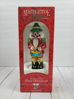 Caped Man S/'mores Nutcracker Style Ornament