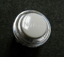 Pb18Lwhcl Nutone M&S Round Lighted Chime Button White w/Clear Surround