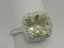 Ring Bomb Party Size 6 Light Citrine RBP2311 Ring Brand New w/tag & bag!
