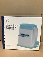 Mini Die Cutting & Embossing Machine Small Light Portable Arts Crafts NEW