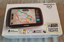 Navigationsgerät TOMTOM GO 500 Traffic