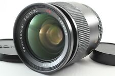 【TOP MINT】Contax Carl Zeiss Vario Sonnar T* 35-70mm f/3.4 MMJ from JAPAN #154