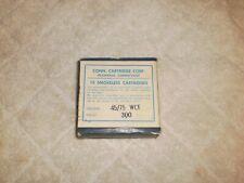 Conneticut Cartridge Co. Ammo Box .45/75 Wcf Empty