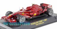 1:43 F1 - FERRARI F2007 (2007) - Kimi Raikkonen (02)