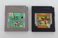 Tiny Toon Adventures Wacky Sports & Speedy Gonzales Aztec Adventures Cartridges