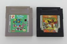 Tiny Toon Adventures Wacky Sports & Speedy Gonzales Aztec Adventures Cartridges