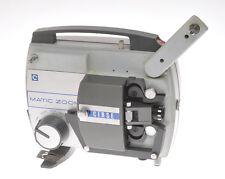 Cirse Matic Zoom Torino proiettore 8mm con 15-25/1.5 senza cavo non testato