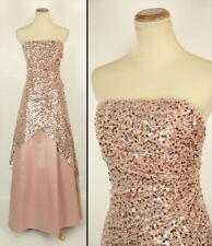 Jump Apparel $170 Blush Prom Formal Cruise Dress Size 3 Junior Long Cruise Night