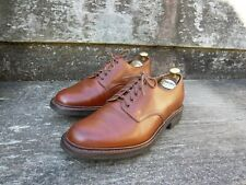 CROCKETT & JONES DERBY – BROWN / TAN - UK 8 – STIRLING – EXCELLENT CONDITION