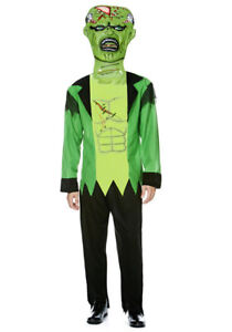 Ride On Zombie Frankenstein Costume Lift Me Up Rida Fancy Dress