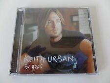 Keith Urban Be Here - Days Go By - Better Life Audio CD Making Memories of Us