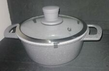 Tower lidded casserole pan induction, gas, electric ceramic
