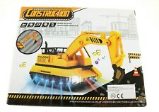 CONSTRUCTION DIGGER CHILDRENS TOYS FUN & GAMES ACTIVITIES NEW HAVE FUN NOW