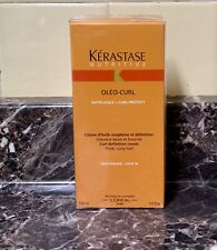 KERASTASE NUTRITIVE OLEO CURL DEFINING CREAM THICK, CURL HAIR 150ML/5.1 OZ NIB