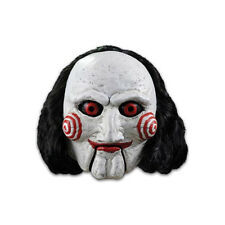 Trick or Treat Studios Men's Saw Jigsaw Billy Puppet Realistic Costume Mask