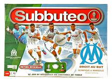 Oficial Marsella Subbuteo Box Set. Paul Lamond Cuadro Fútbol. Metegol