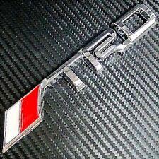 TRD Sports Heavy Metal 3D Chrome Badge Logo Sticker Emblem Toyota Etios  Innova