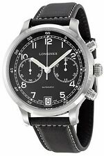 L27904530 | NEW! Longines Heritage Military 1938 Automatic Chronograph Watch