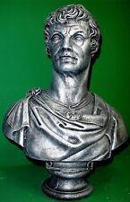 Roman Art Bust of Caesar Statue Sculpture 17011