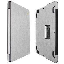 "Skinomi Brushed Aluminum Skin Protector For Samsung Chromebook 3 11.6"""