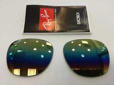 CRISTALES RAYBAN CLUBMASTER RB3016 & RB2176 51 C4 REPLACEMENT LENSES LENS LENTI