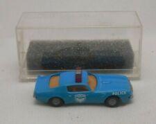 Revell Praline HO 1:87 81706 Pontiac Firebird Police Car In Original Box (FLTZ)