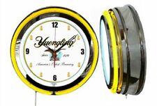 Neon Beer Clock