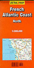 French Atlantic Coast: North by GeoCenter .NEW.End Of Stock!