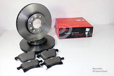 BREMBO Kit de frenos delant. - 308mm DISCOS - Pastillas OPEL ASTRA / Zafira