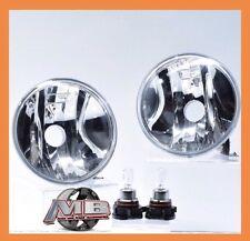Ford ESCAPE 2007- 2013 Fog Lights Lamps Pair Clear lens Bumper Lights L+R PAIR