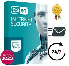 ESET Nod32 INTERNET SECURITY 1 DEVICE ✅ 200 DAYS+ Worldwide 🌎 INSTANT📩