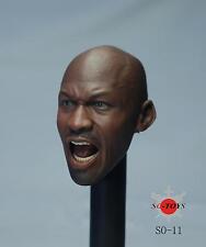 12'' Figure Body 1/6 SO-TOYS SO-011 Basketball Michael Jordan Head Model