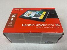 Garmin DriveAssist 50LMT GPS  w/ Built-In Dash Cam 010-01541-01 *NEW FREE SHPG*
