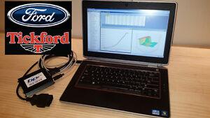 AU FALCON FORD DIRECT POWER FLASH TUNE FLASH XR6 XR8 GT TS50 TE50 TICKFORD