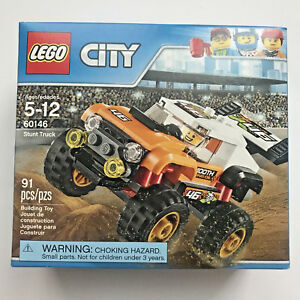 LEGO Stunt Truck - City 60146 - New Sealed