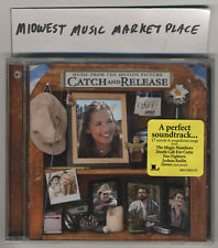Catch And Release - Music From The Motion Picture - New & Sealed w/ Hype Sticker