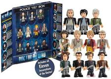 Doctor Who 11 Doctors Micro Figure Collector Pack*