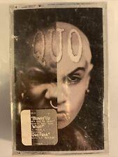 Quo Selbst mit dem Titel (Kassette) Neu Versiegelt