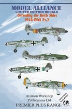 Calcomanías de la Alianza Modelo 1/72 defender el Reich cielos parte 2 # 729029