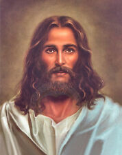 Jesus Christ Art Print/Poster/13x16 inch God/Messiah/Religious Image